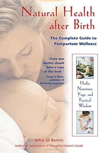 natural health post birth