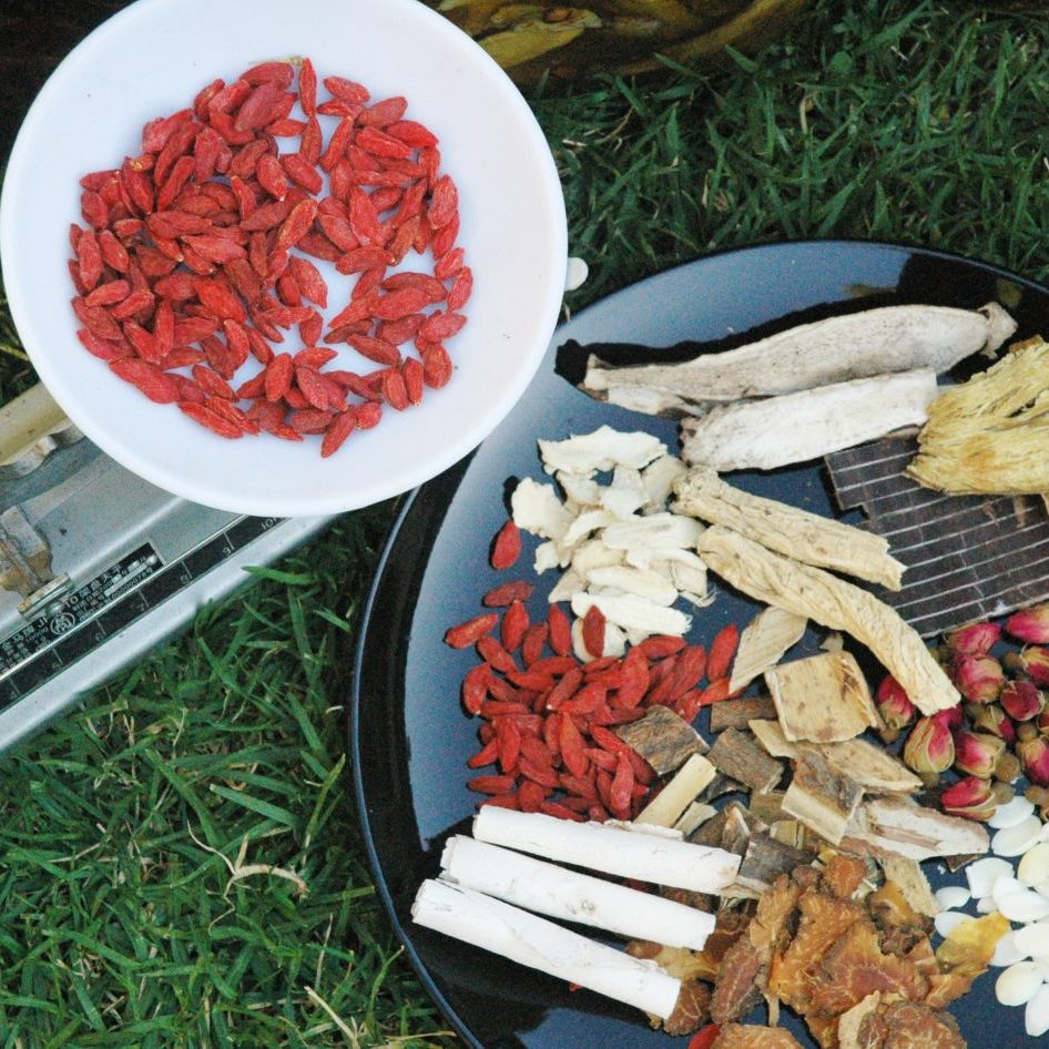 Menopause naturally with Chinese medicine